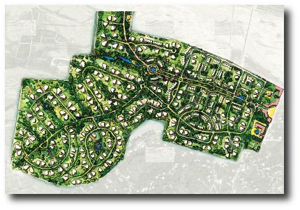 """Ключевые преимущества проекта  """"Щепкин """" - крупный масштаб (территория свыше 700 га к северу от Ростова-на-Дону)..."""