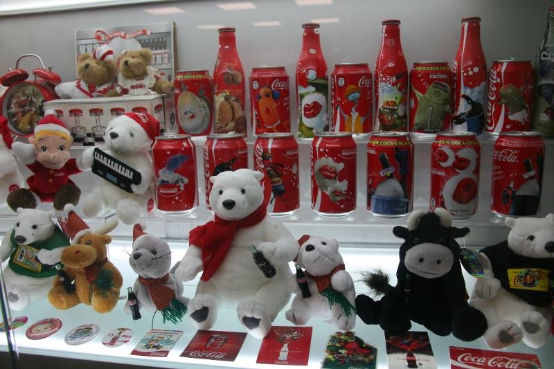 Подарки от кока-колы 874